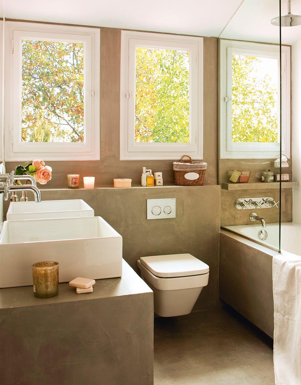 5 espacios mini que lo tienen todo for El inodoro que te lava
