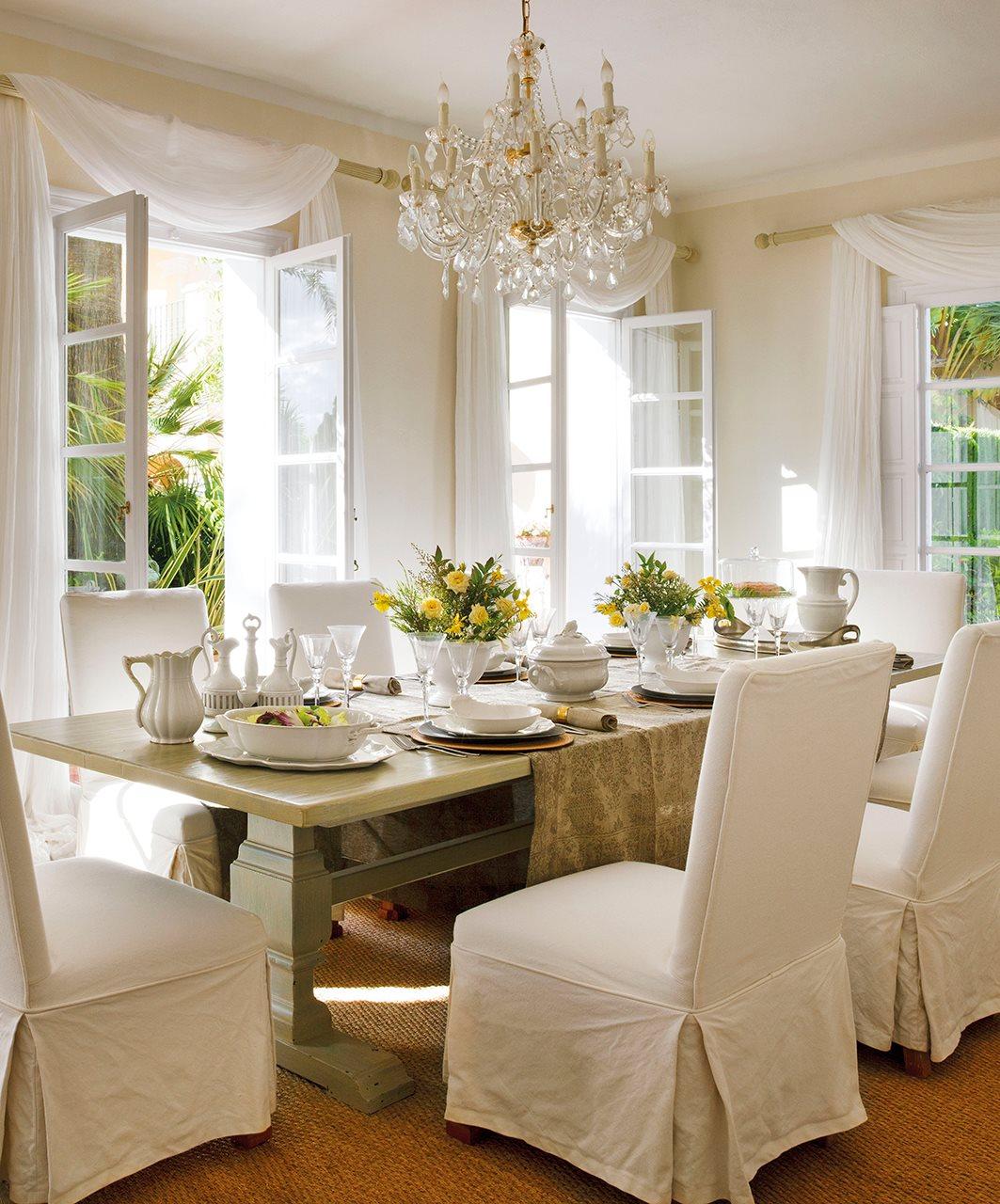 Ideas para decorar con telas - Telas para forrar muebles ...