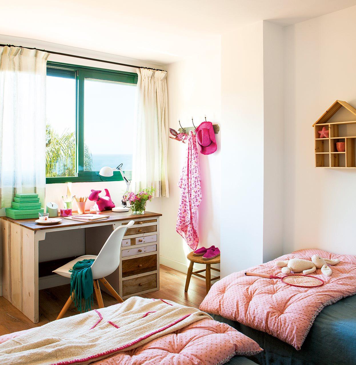 De duplex anticuado y oscuro a luminoso confortable y - Zara roquetas de mar ...
