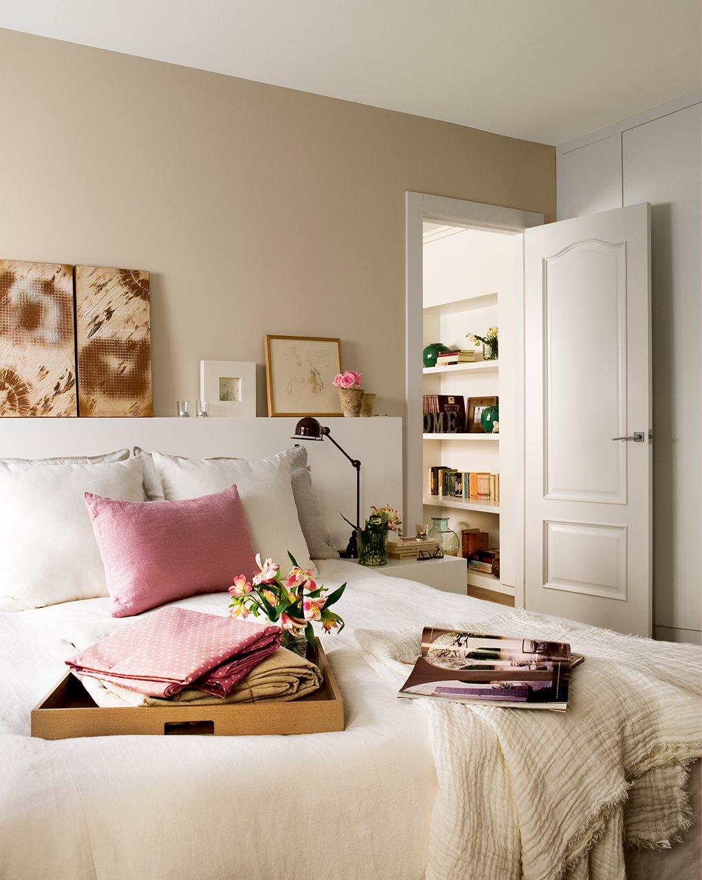 C mo reformar un piso oscuro y alargado para ganar luz y - Dormitorios infantiles vintage ...