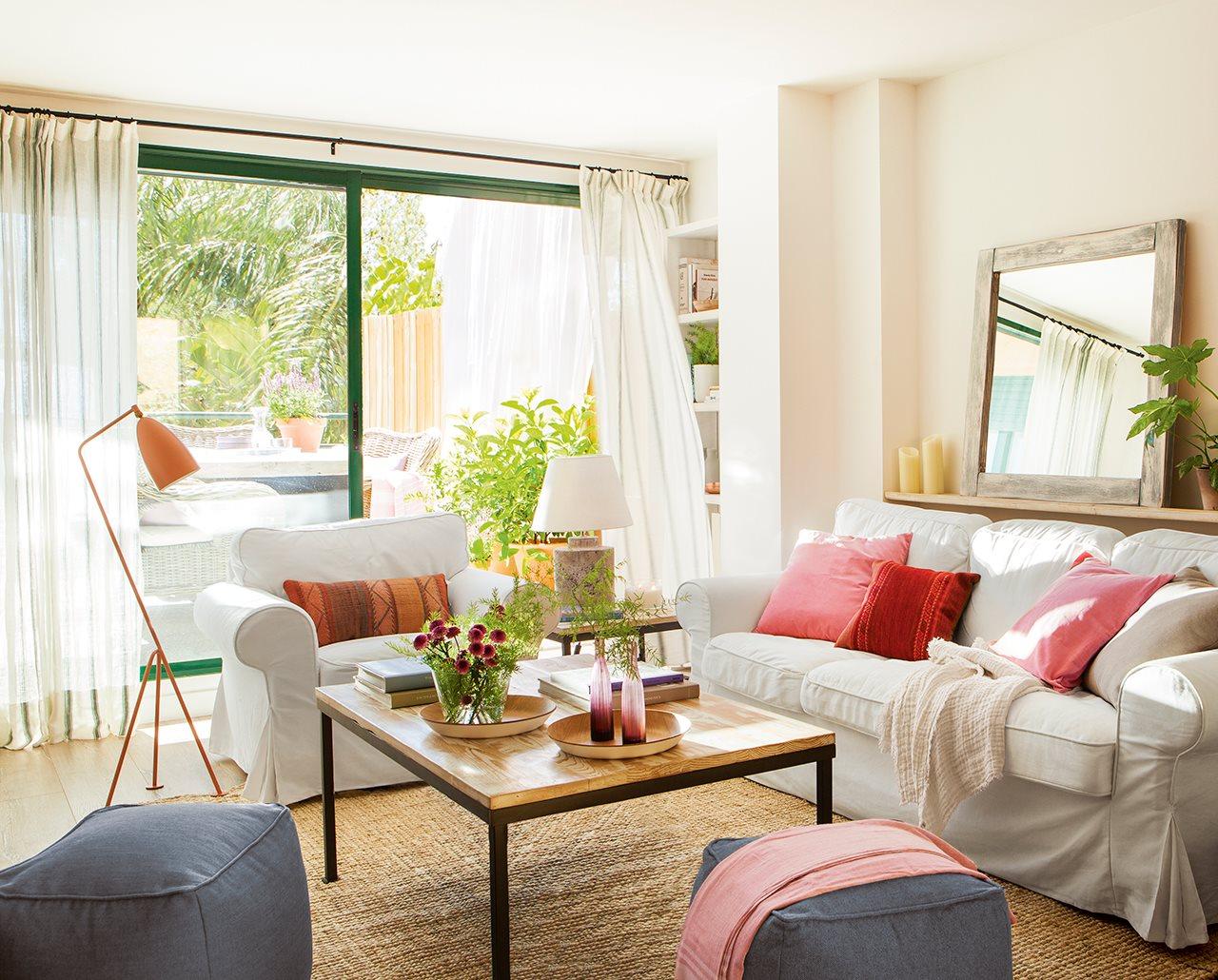 Como combinar colores en decoracion paleta de colores - Combinar color naranja decoracion ...