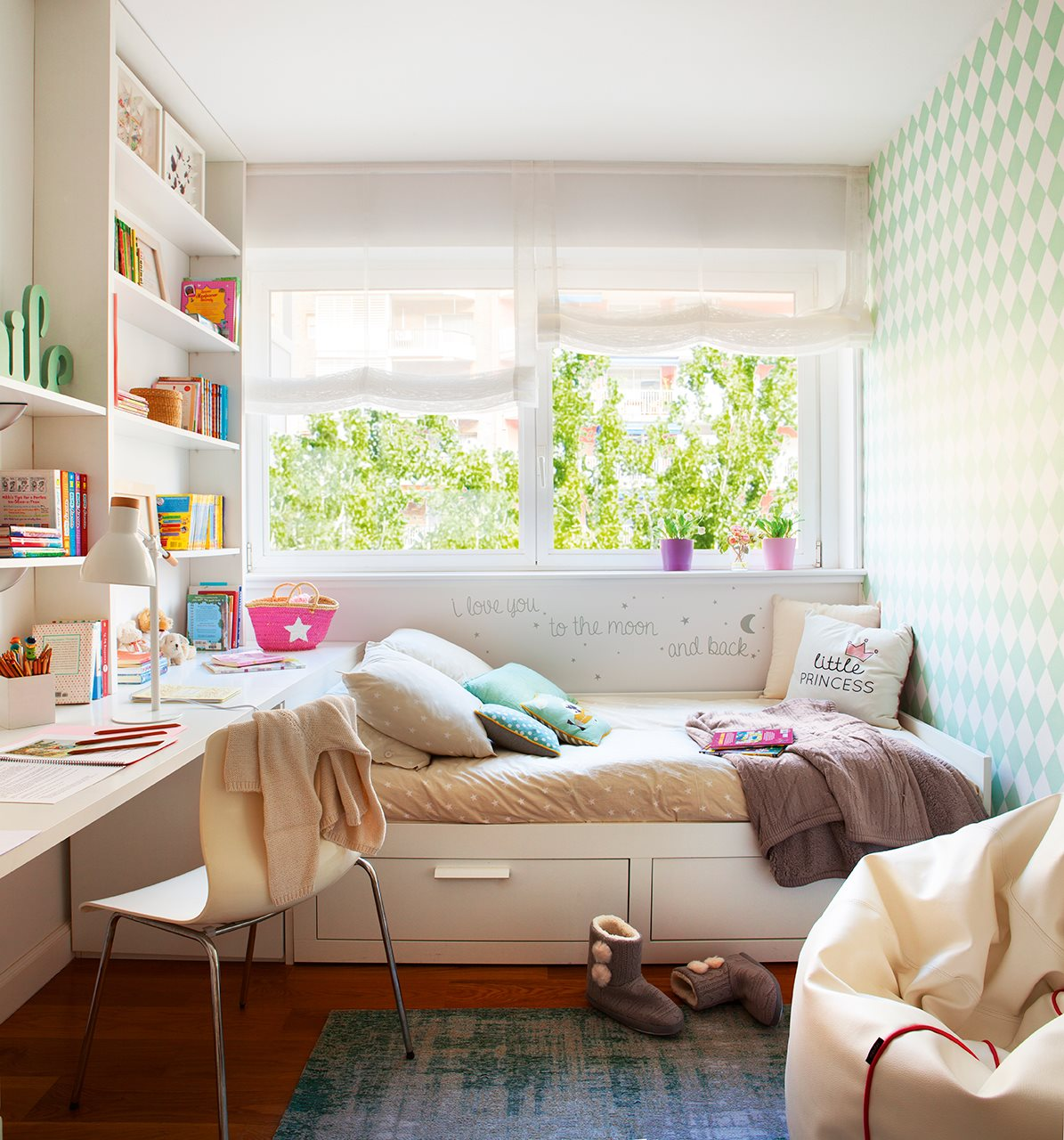 Muebles De Ni Os De Dise O En El Mueble ~ Dormitorios Infantiles Niña Princesas