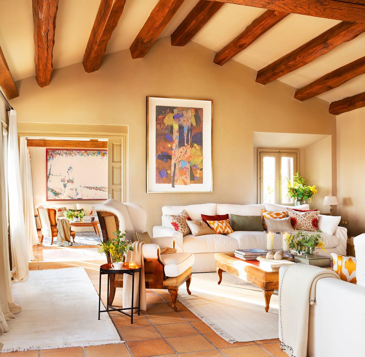 Una Casa De Campo En La Costa Brava # Muebles De Bano Fazenda