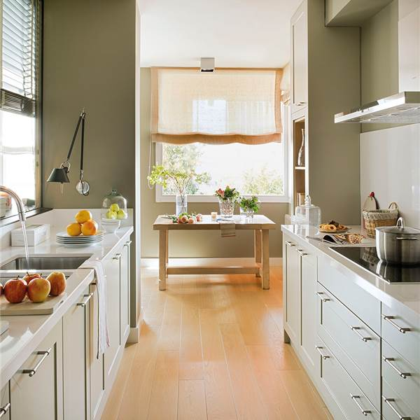 claves para iluminar bien tu cocina