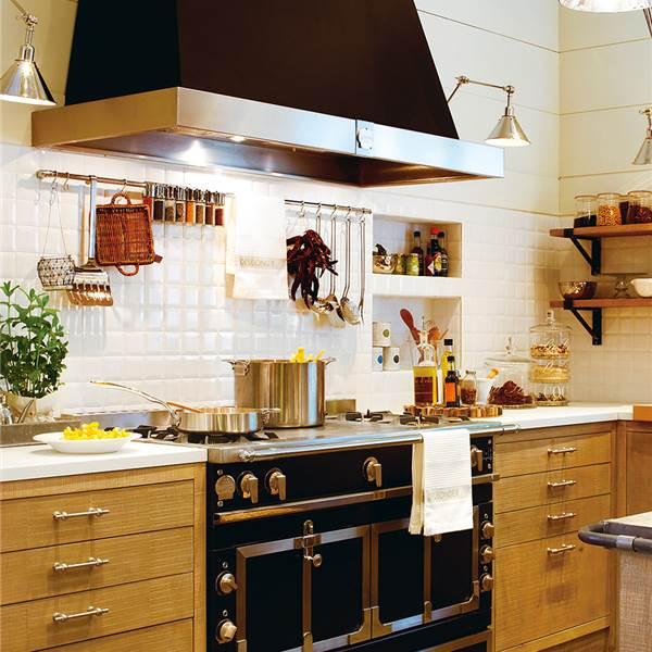 Tu isla bonita en la cocina for Cocinas de gas ciudad