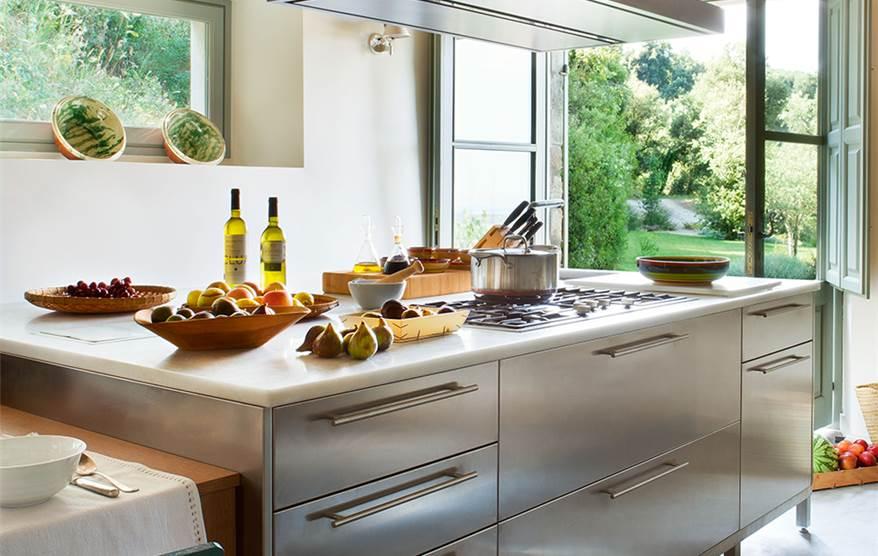 Electrodomésticos para una cocina más limpia y sana