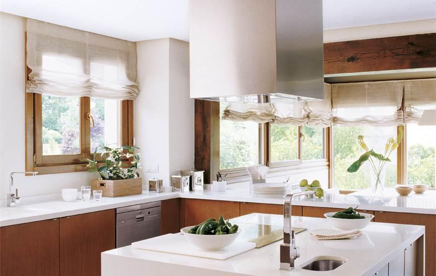 Dise ar bien la cocina base de la casa saludable - Disenar la cocina ...