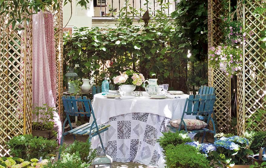 Crea tu terraza ideal en la ciudad for Crea tu jardin