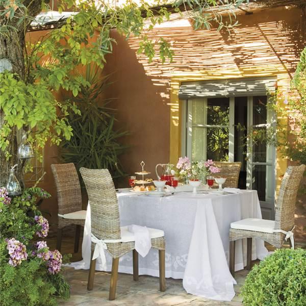 Casa y jardin revista decoracion excellent decoracin with for Casa y jardin revista