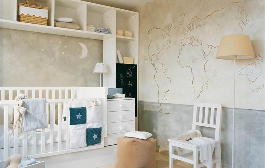 preparar la habitaci n del beb para cuando crezca On cuando preparar la habitacion del bebe