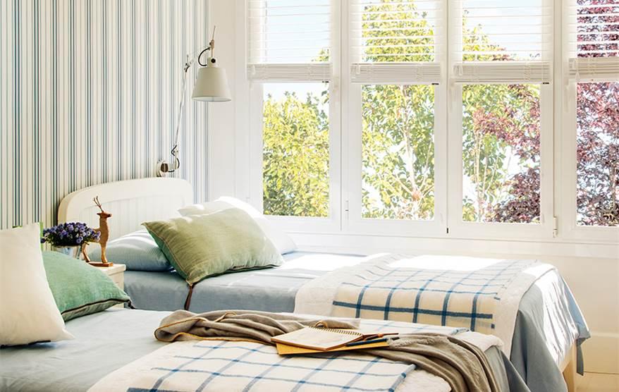 Renueva tu dormitorio con papel pintado - Dormitorios papel pintado ...