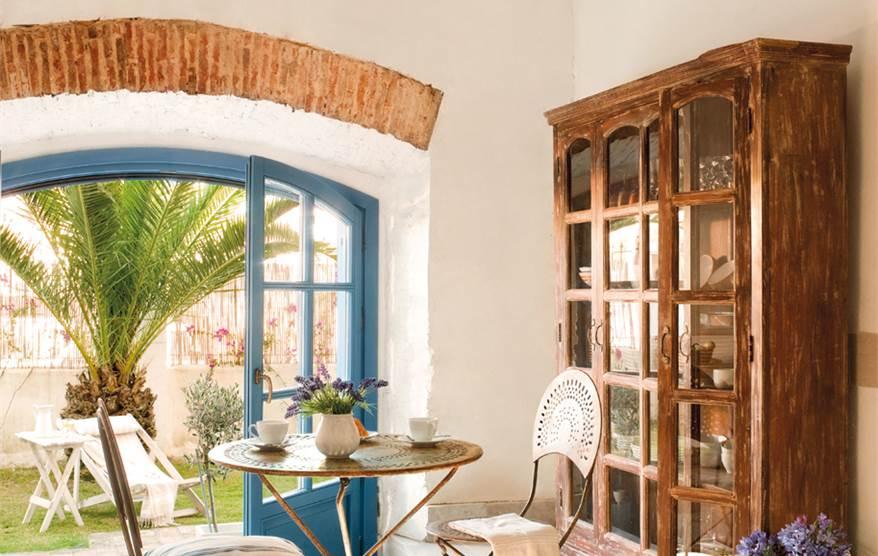 Recicla y decora tu casa con piezas nicas for Cocinas rusticas mallorquinas