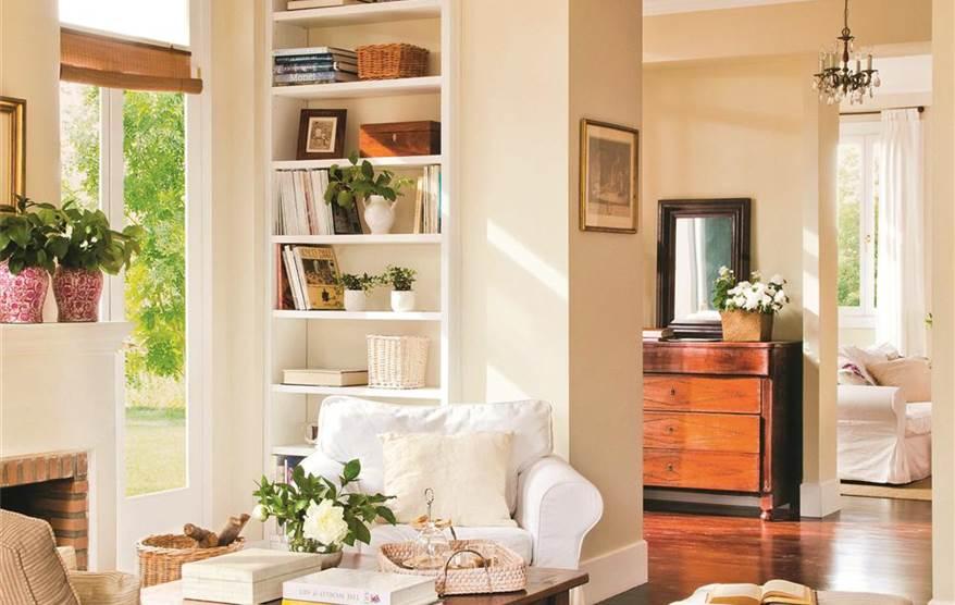 Tu piso es mini ideas para ampliarlo - Chimenea piso pequeno ...