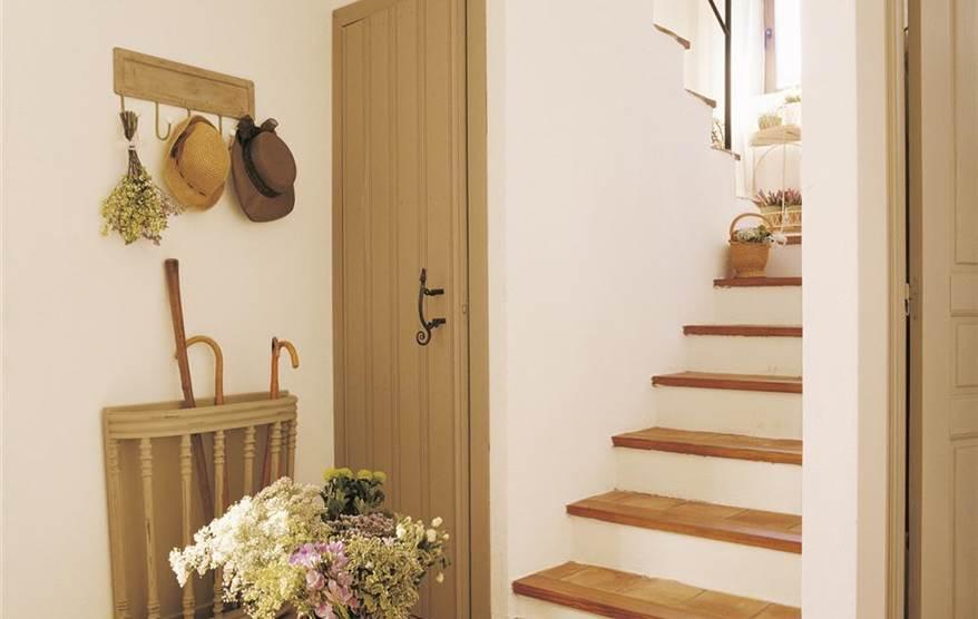 Recibidores Pequenos Con Buenas Soluciones - Muebles-recibidores-pequeos