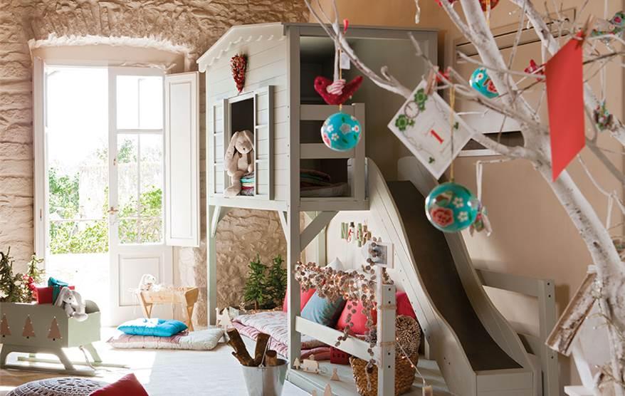 Cuento de navidad en el cuarto de los ni os for Bona nit muebles