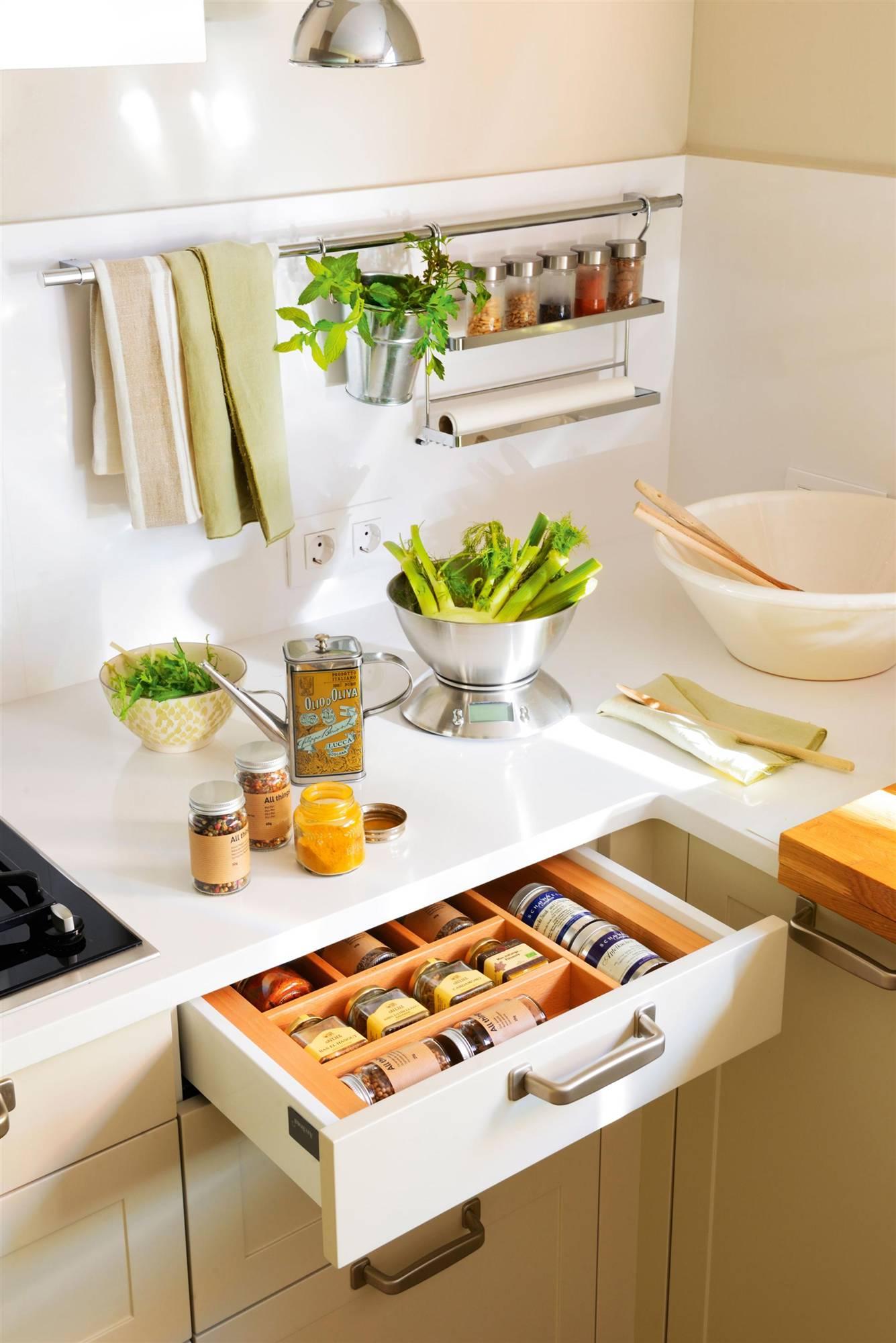 Ideas de decoraci n para cocinas peque as - Cocinas por 2000 euros ...