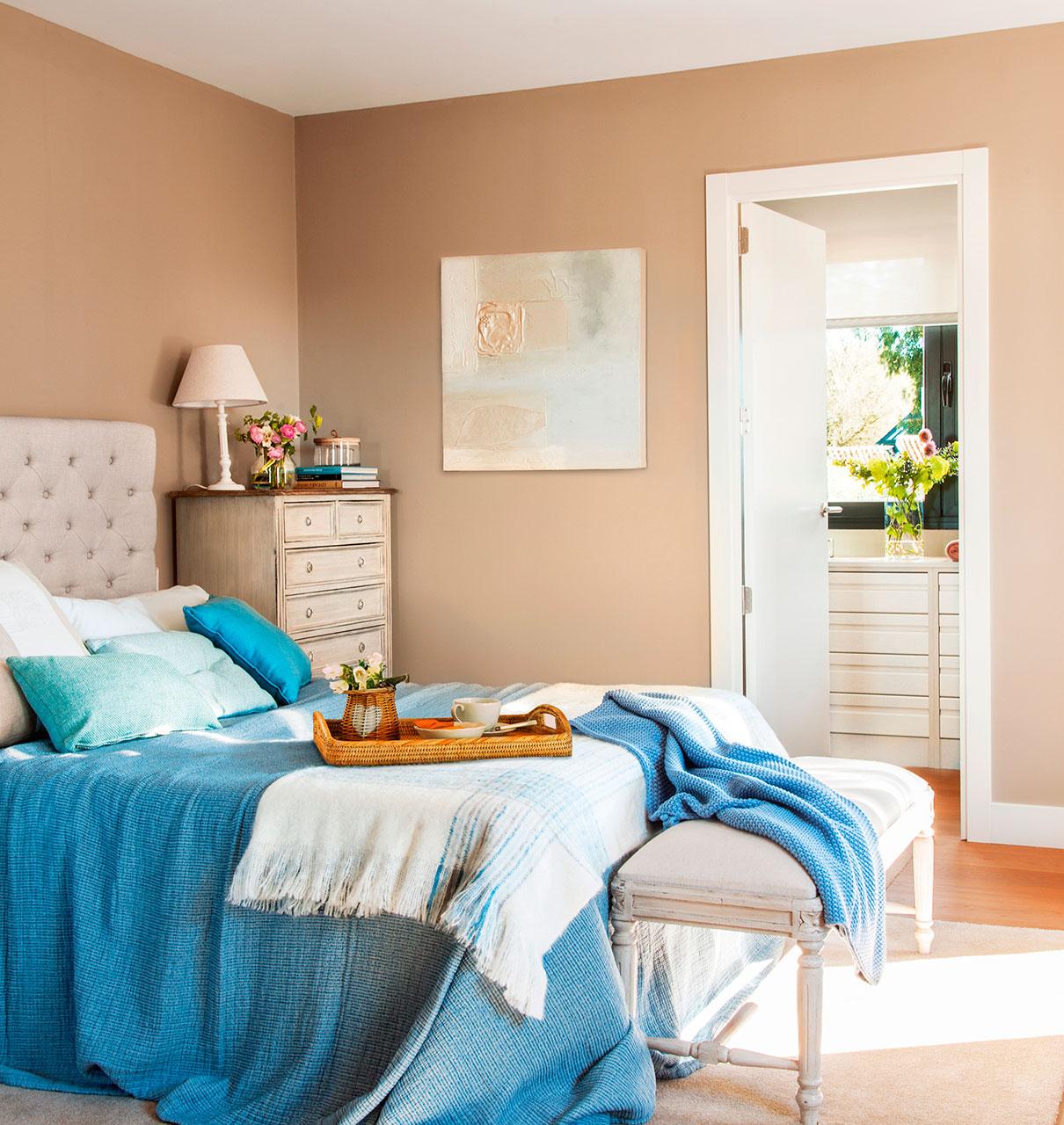 Dormitorios pr cticos y elegantes - Comodas para habitacion ...