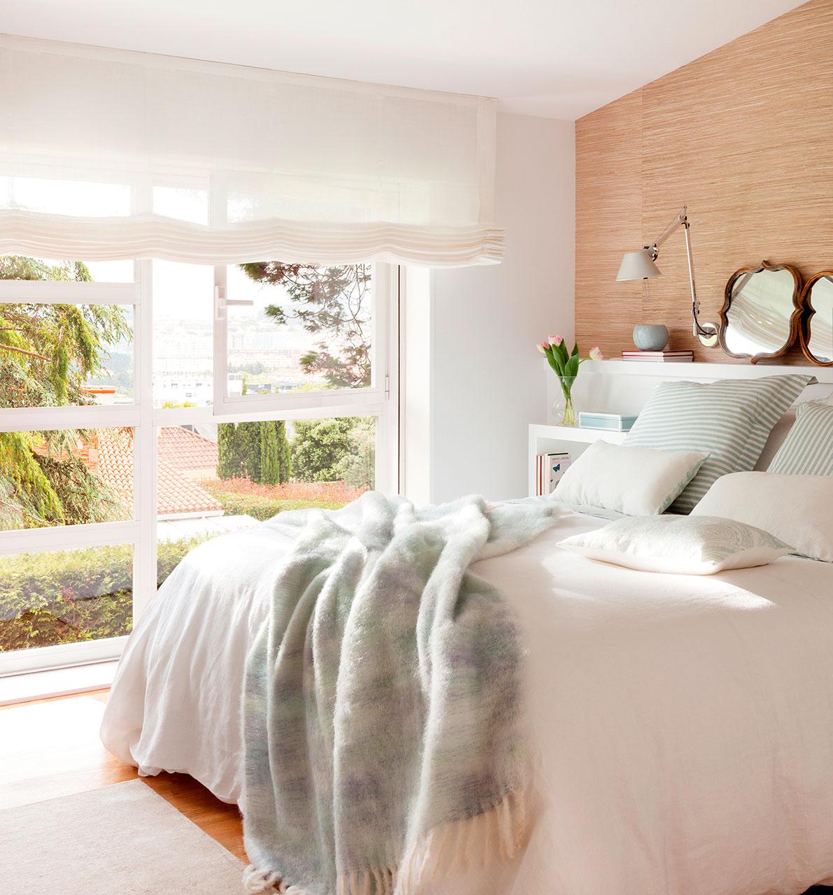 Dormitorios prácticos y elegantes