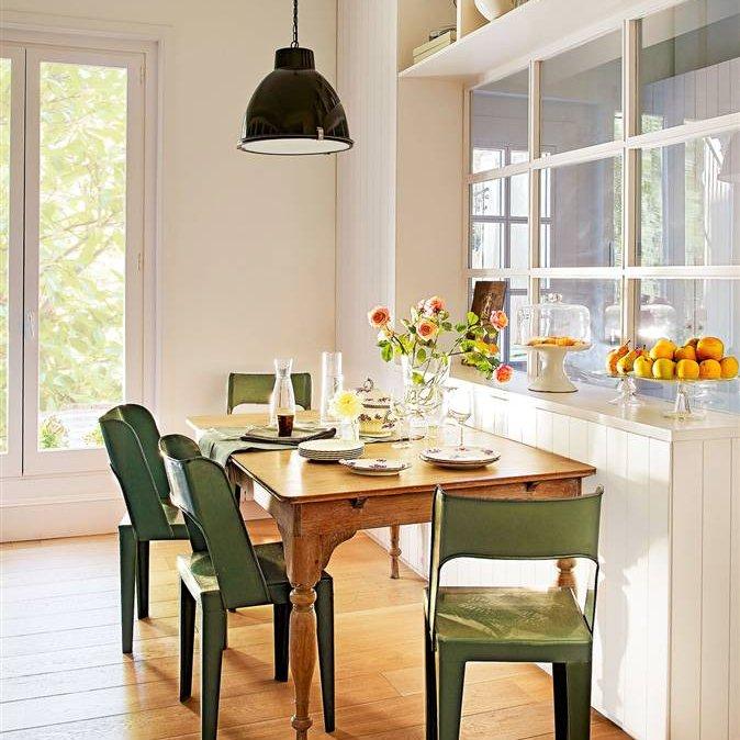Aparador Gris Ikea ~ Paredes de cristal cómo ganar espacio y luz