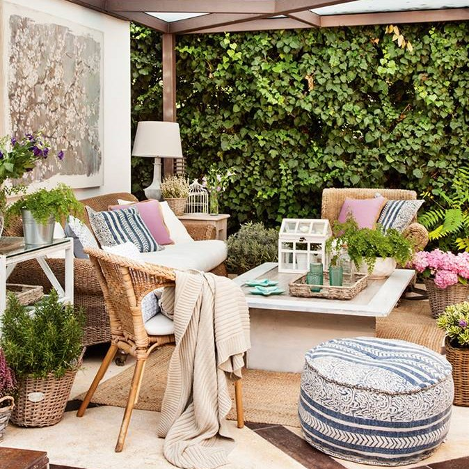 Tela Para Jardin - Ideas De Disenos - Ciboney.net