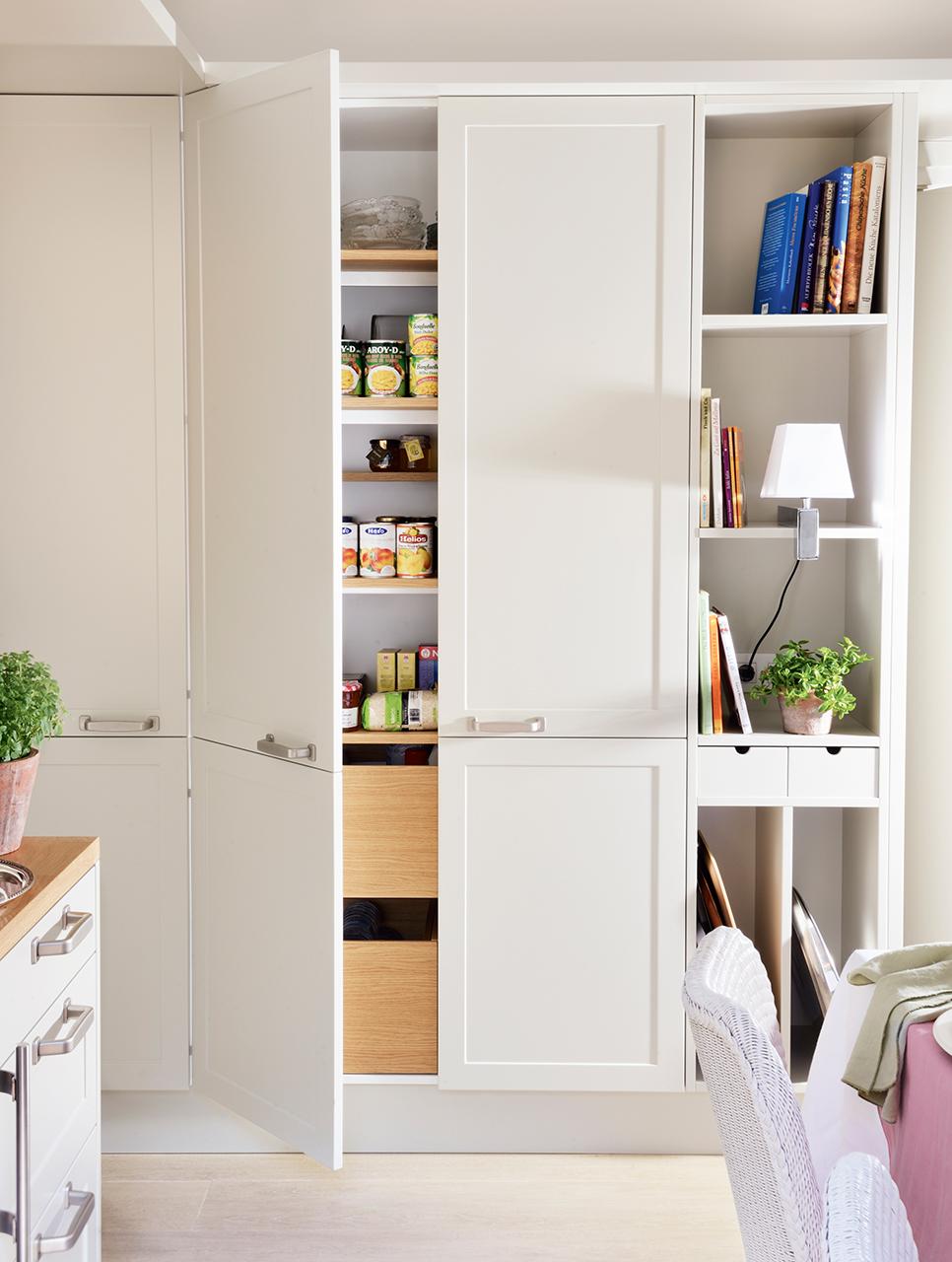 Ikea armarios de cocina stunning balda intermedia para - Armario auxiliar cocina ikea ...