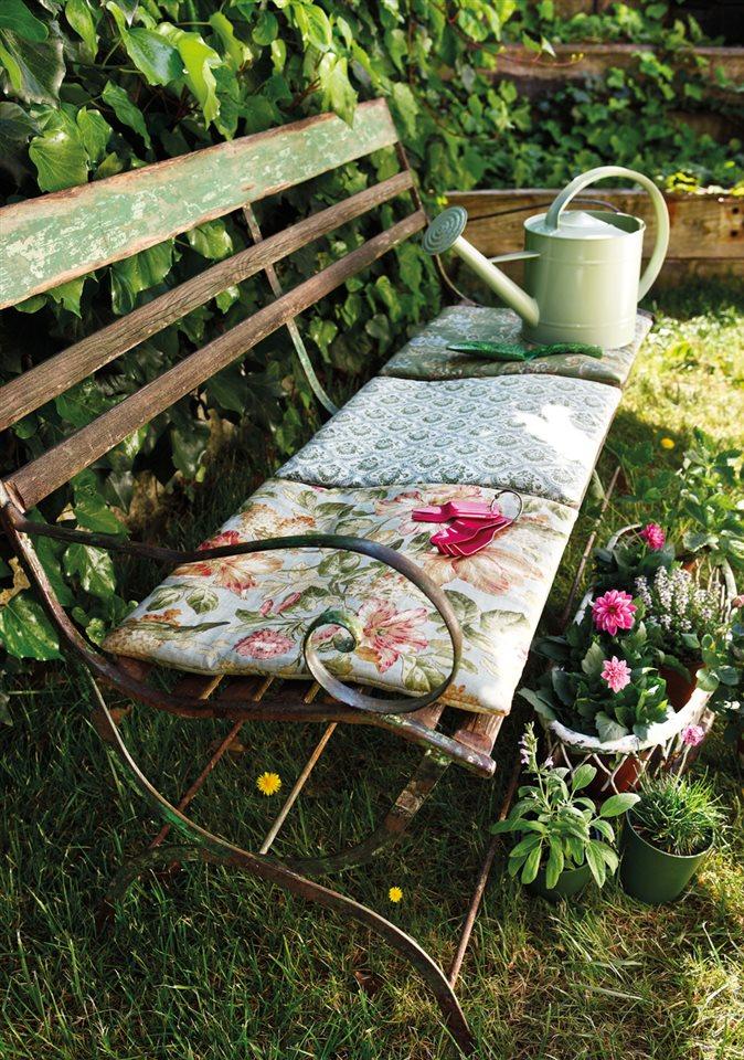 Ya es primavera ideas para renovar tu casa for Banco madera jardin