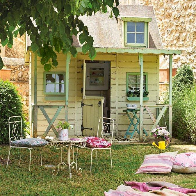 Se acaba el verano cel bralo con una fiesta - Casitas para el jardin ...