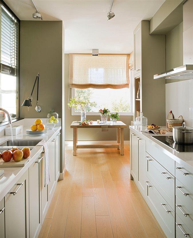 C mo iluminar la cocina 20 claves - Iluminacion para cocinas ...