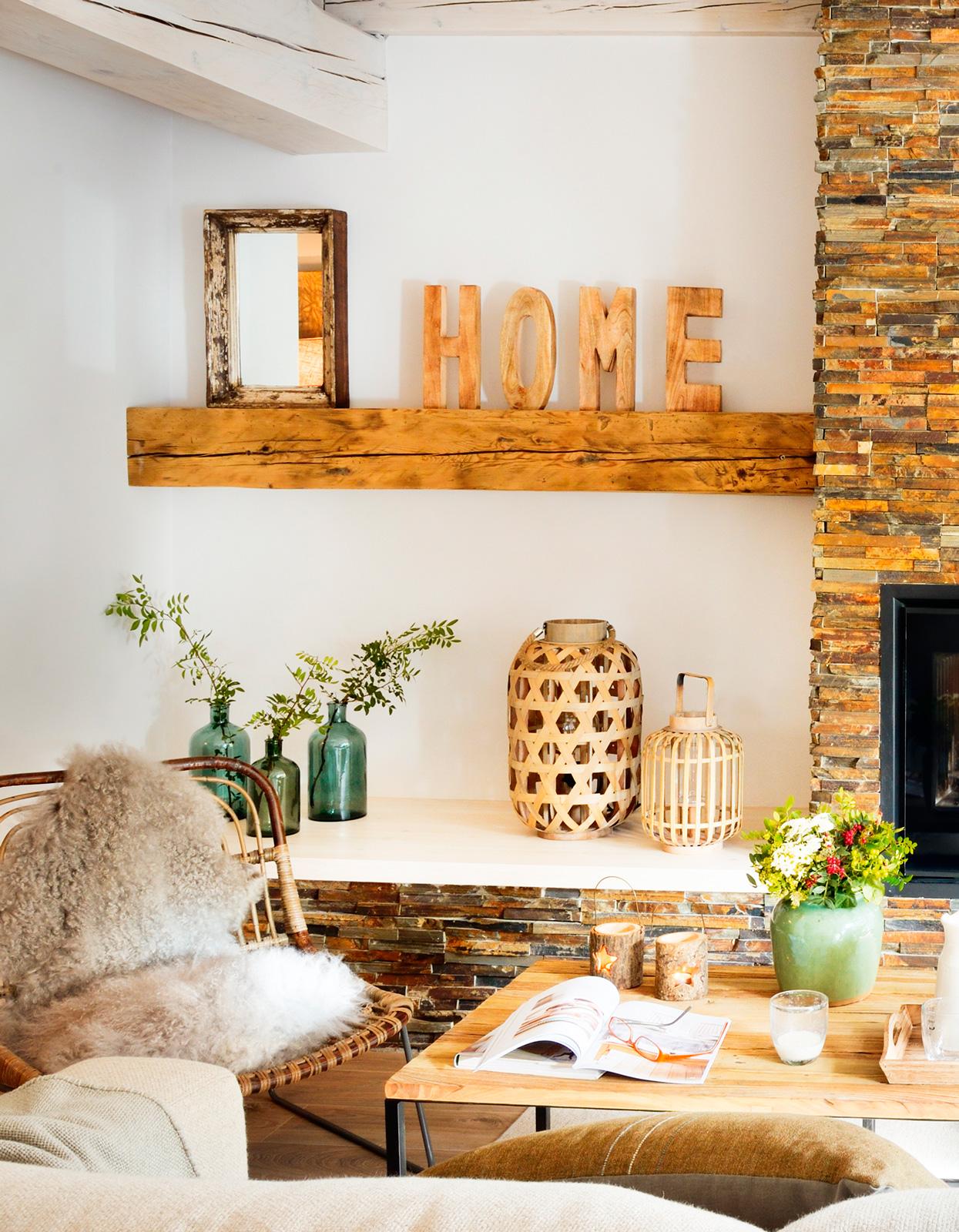 Letras de madera para decorar paredes no olvedeis visitar - Decorar paredes con letras ...
