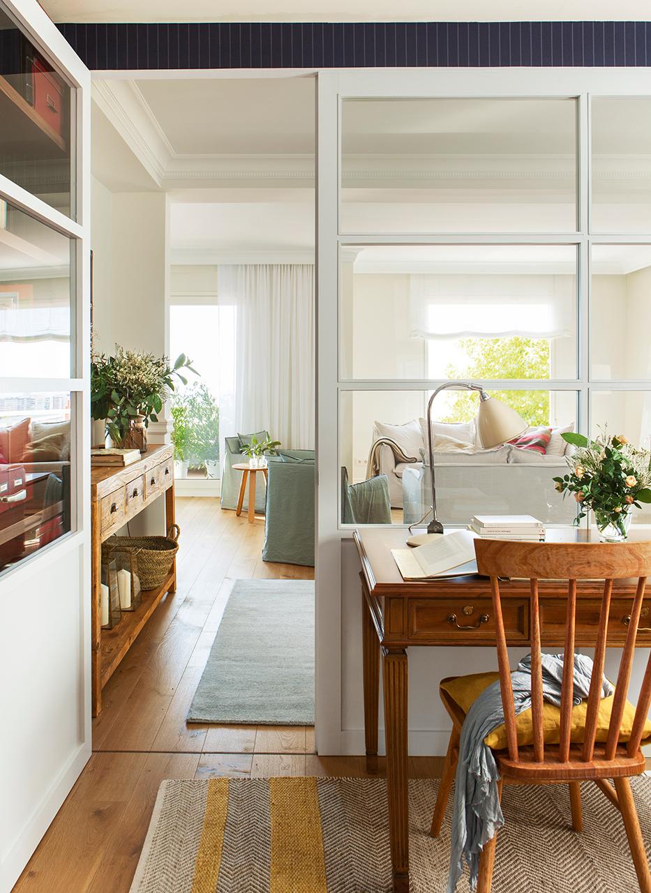 Reformar dos pisos antiguos y convertirlos en uno moderno y funcional - Reformar piso antiguo ...