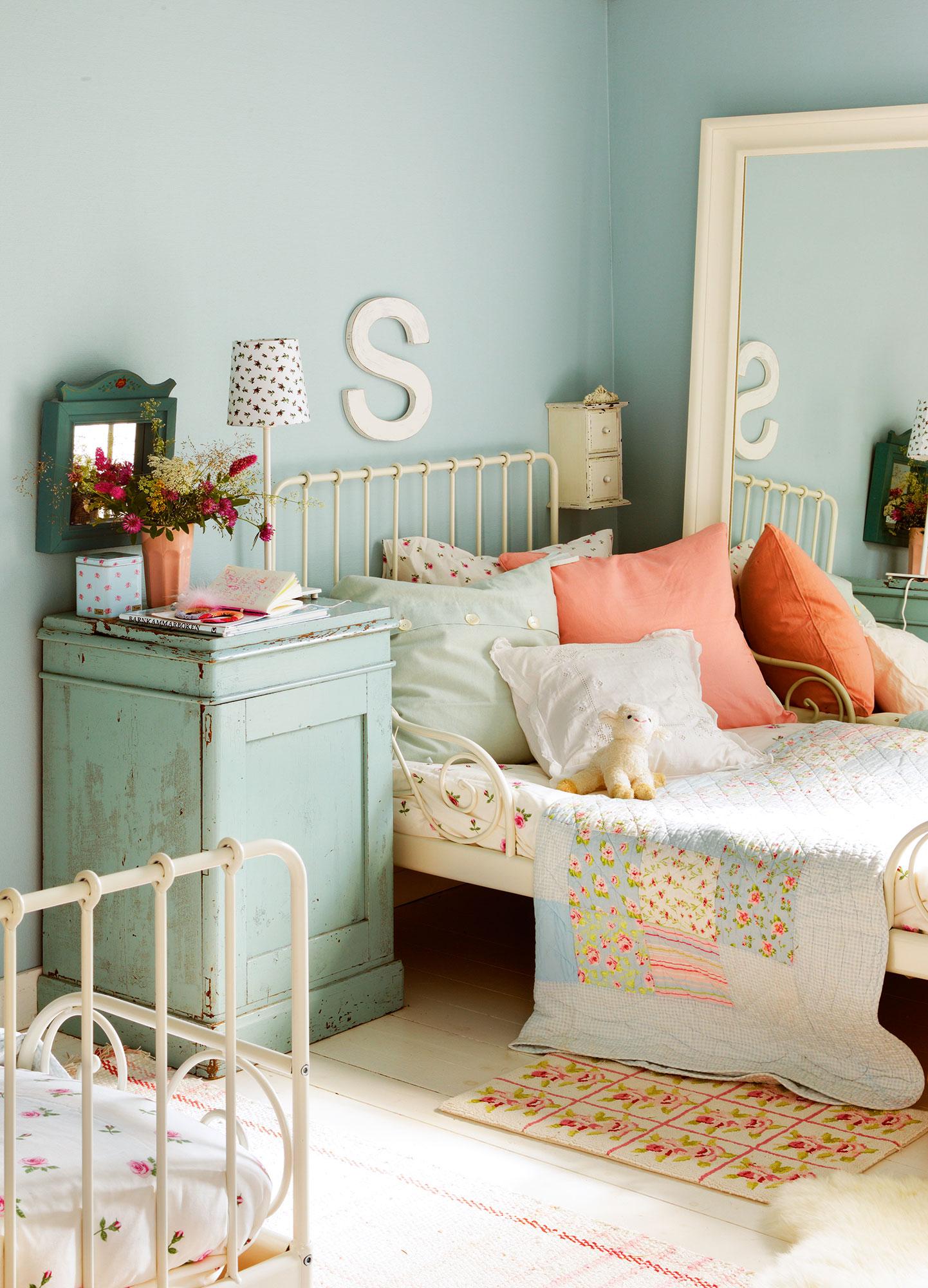 Pintar tu casa claves para acertar al elegir el color y for Color del dormitorio de los padres