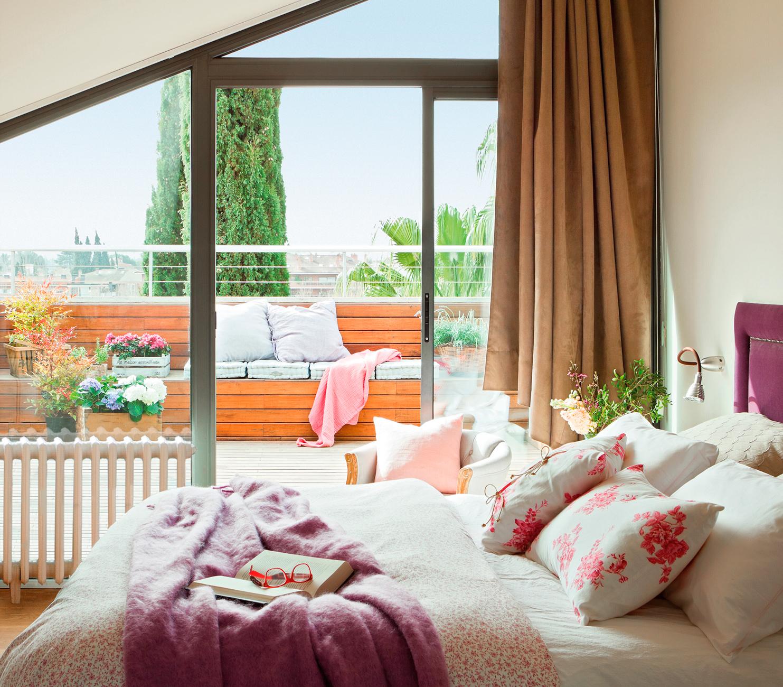 4 interiores conectados con la terraza - Cojines de exterior ...