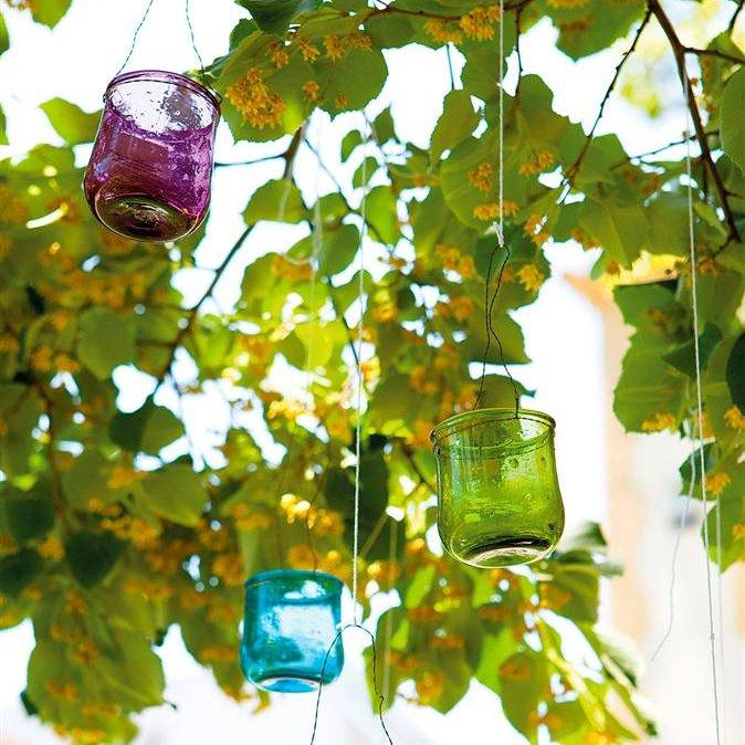 Ideas y detalles para renovar la casa en verano - Farolillos de exterior ...
