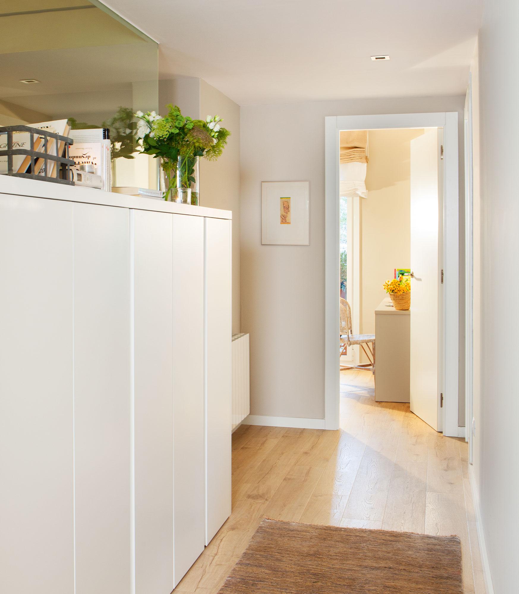 Pasillos todo sobre la decoraci n de pasillos con encanto - Decorar pasillo con fotos ...