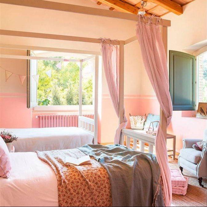 3 colores pastel que nunca pasan de moda for Color de pared para dormitorio