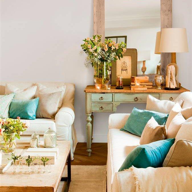 Quieres una casa m s grande for Decorar casa con muebles verdes