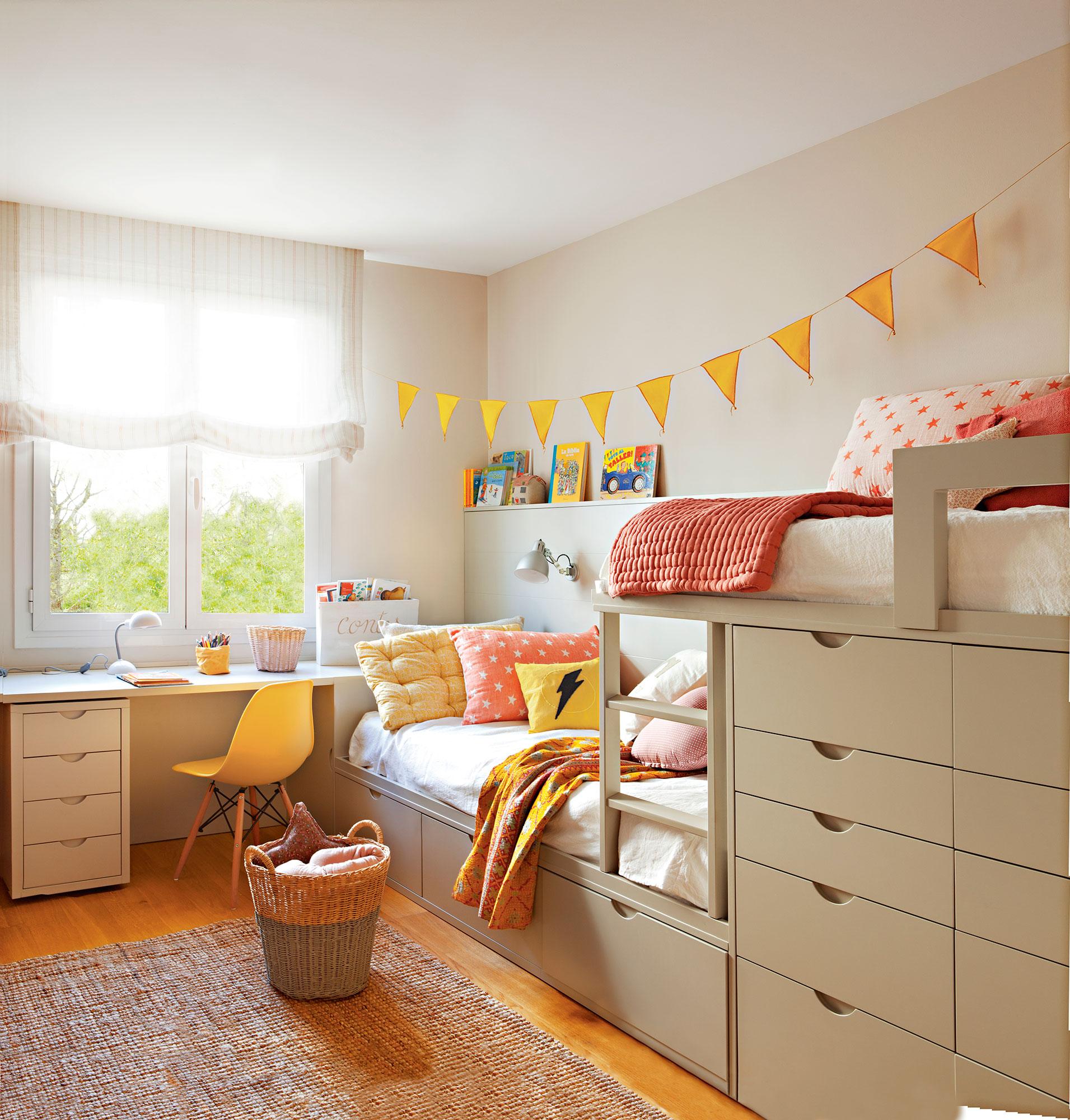 buenas ideas para espacios compartidos
