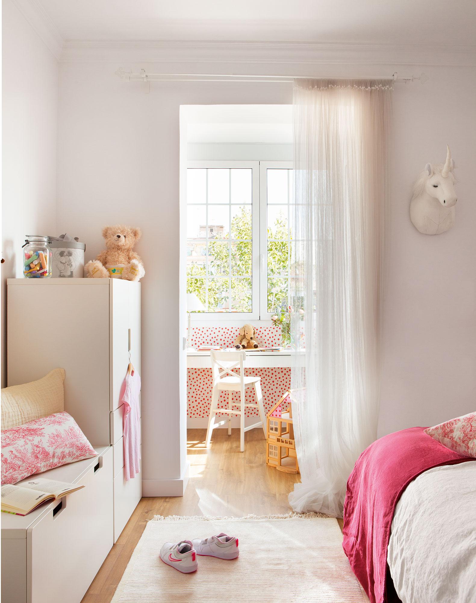 Seis lecciones que esta holandesa nos puede ense ar en su piso - Habitaciones pequenas ikea ...