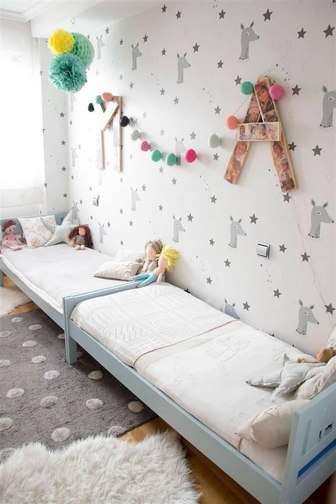 Las habitaciones de los hijos de 7 instagramers espa olas for Accesorio de decoracion de la habitacion