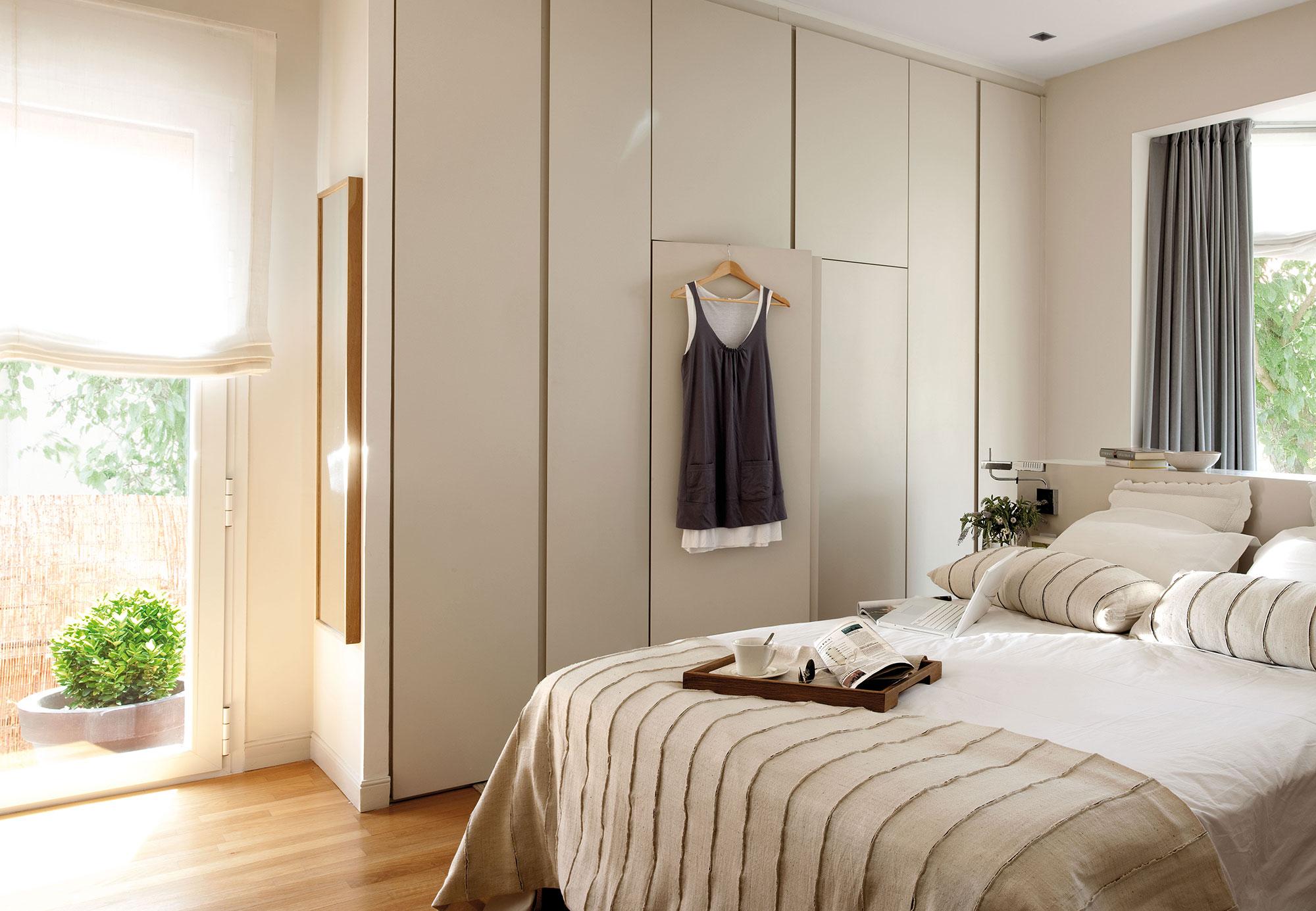 Armarios ordena mejor y duplica el espacio - Dormitorios con armarios empotrados ...