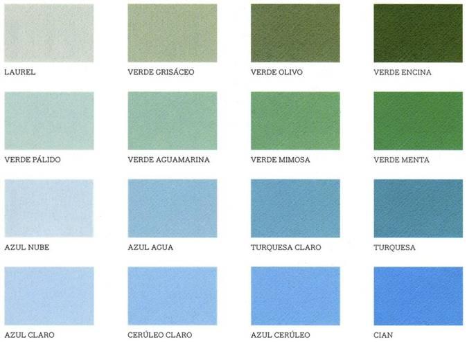 Colores Frios Refresca Tu Casa Con La Pintura - Gama-de-azul
