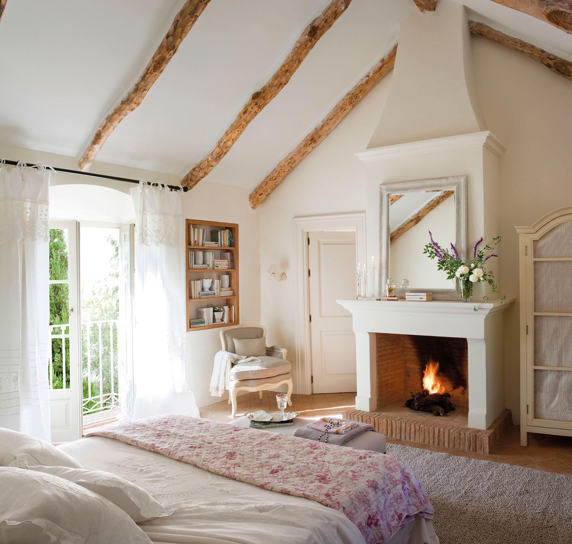 C mo elegir la cortina perfecta para cada ventana - Cortinas dormitorio principal ...