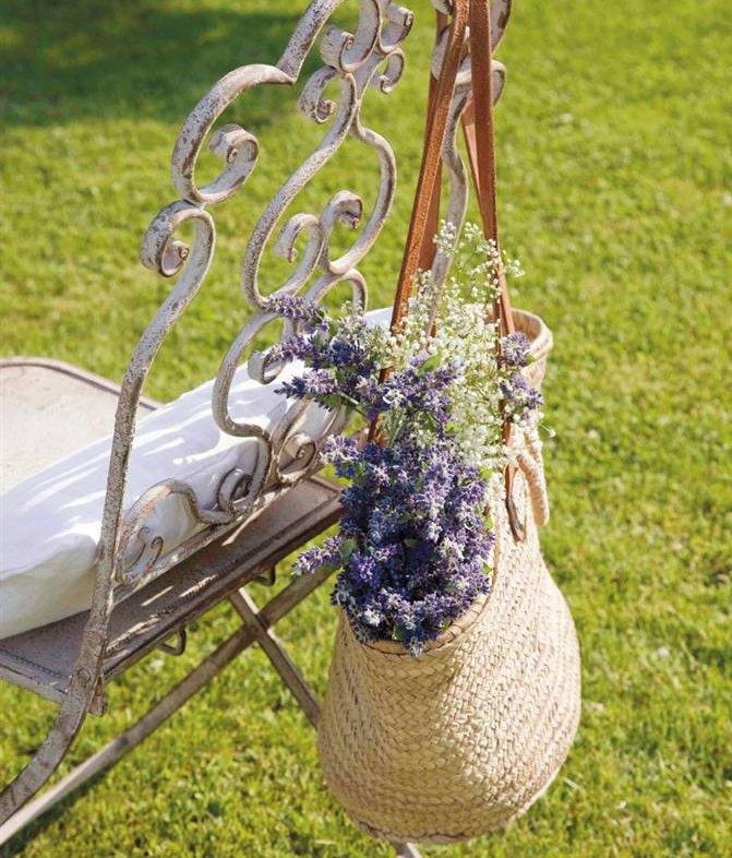 Larga vida a los muebles de jardín!