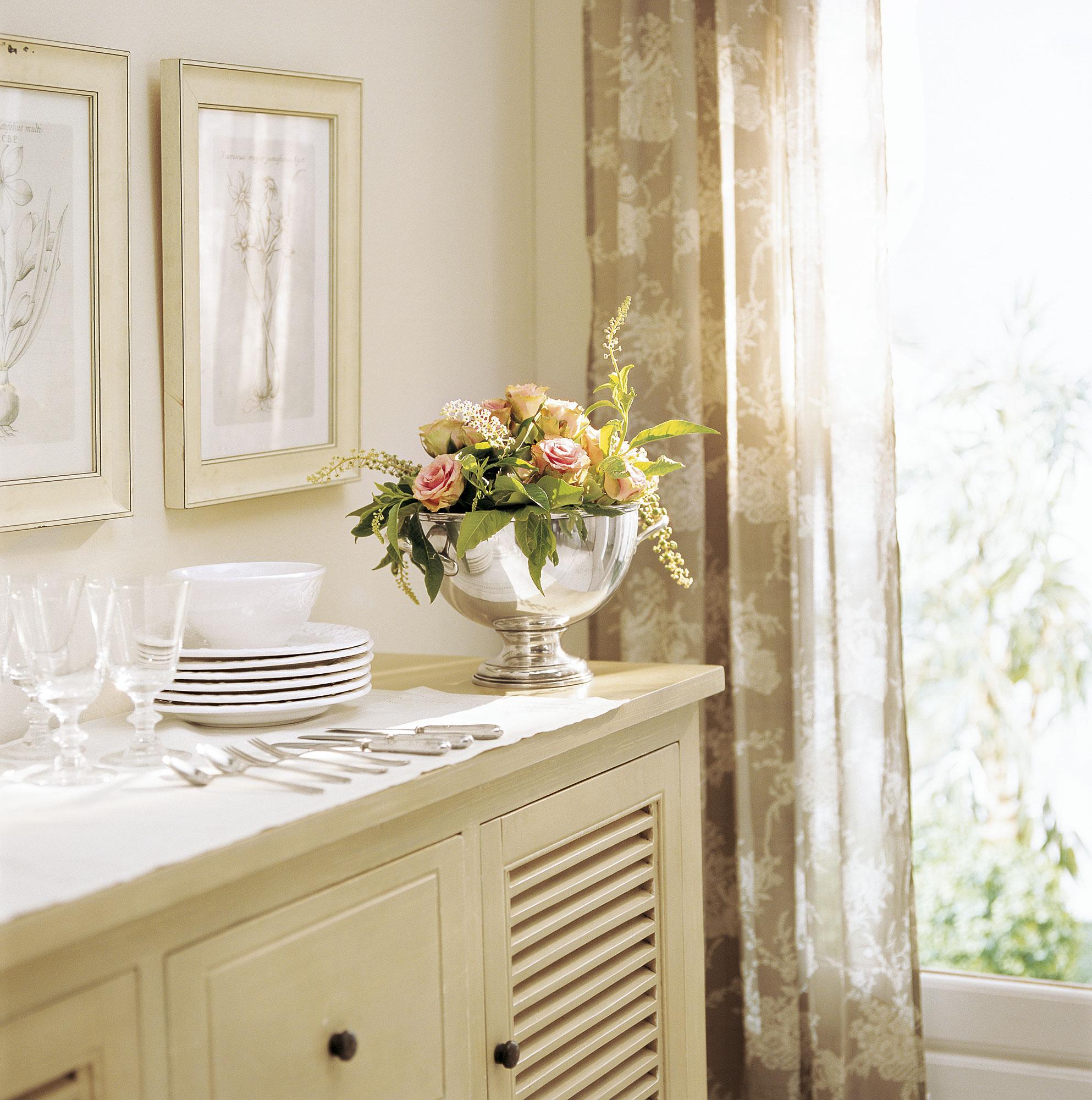 C mo elegir la cortina perfecta para cada ventana for Cortinas cocina confeccionadas