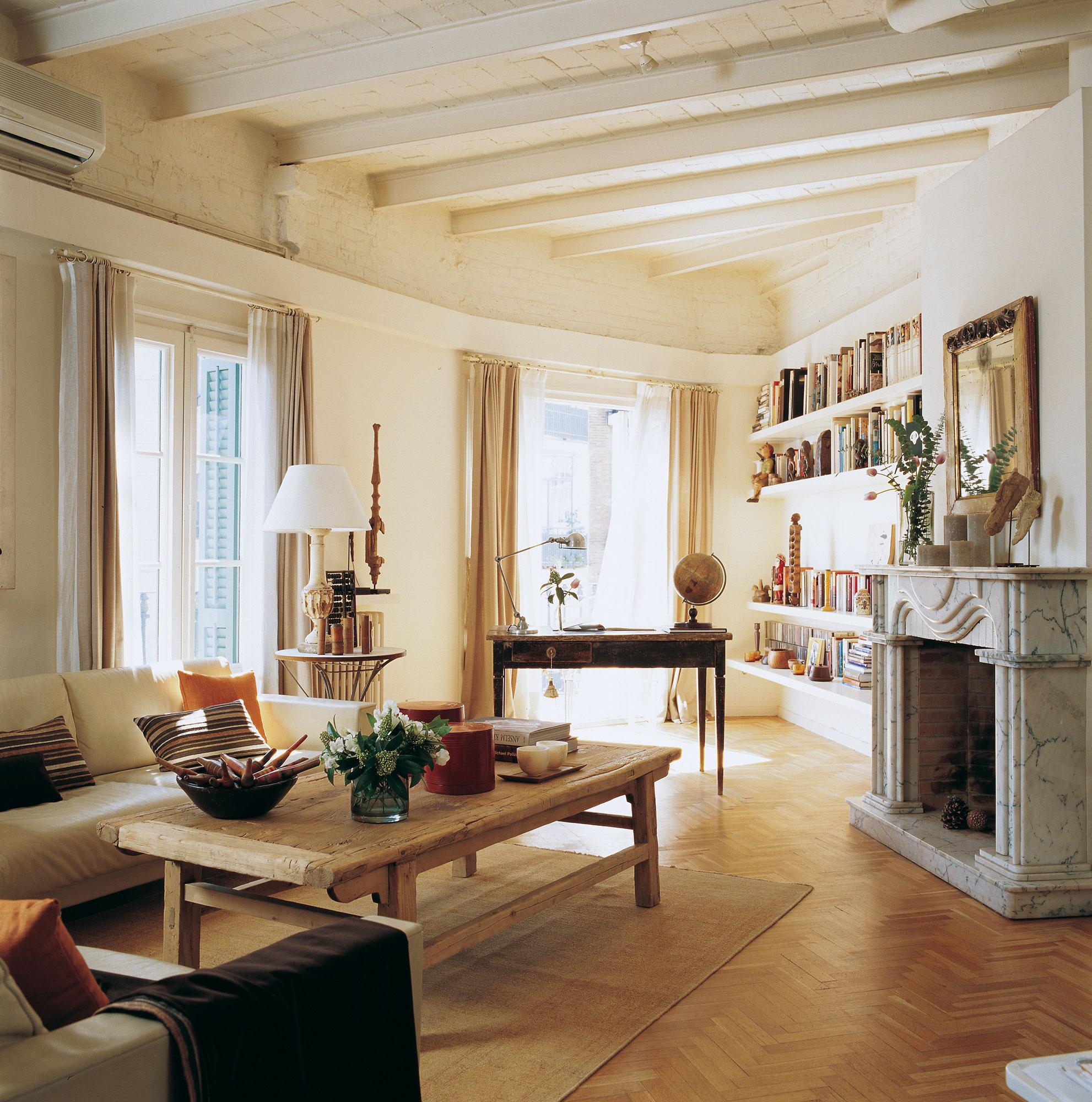 Los mejores 50 salones de el mueble - Mesa de centro de salon ...