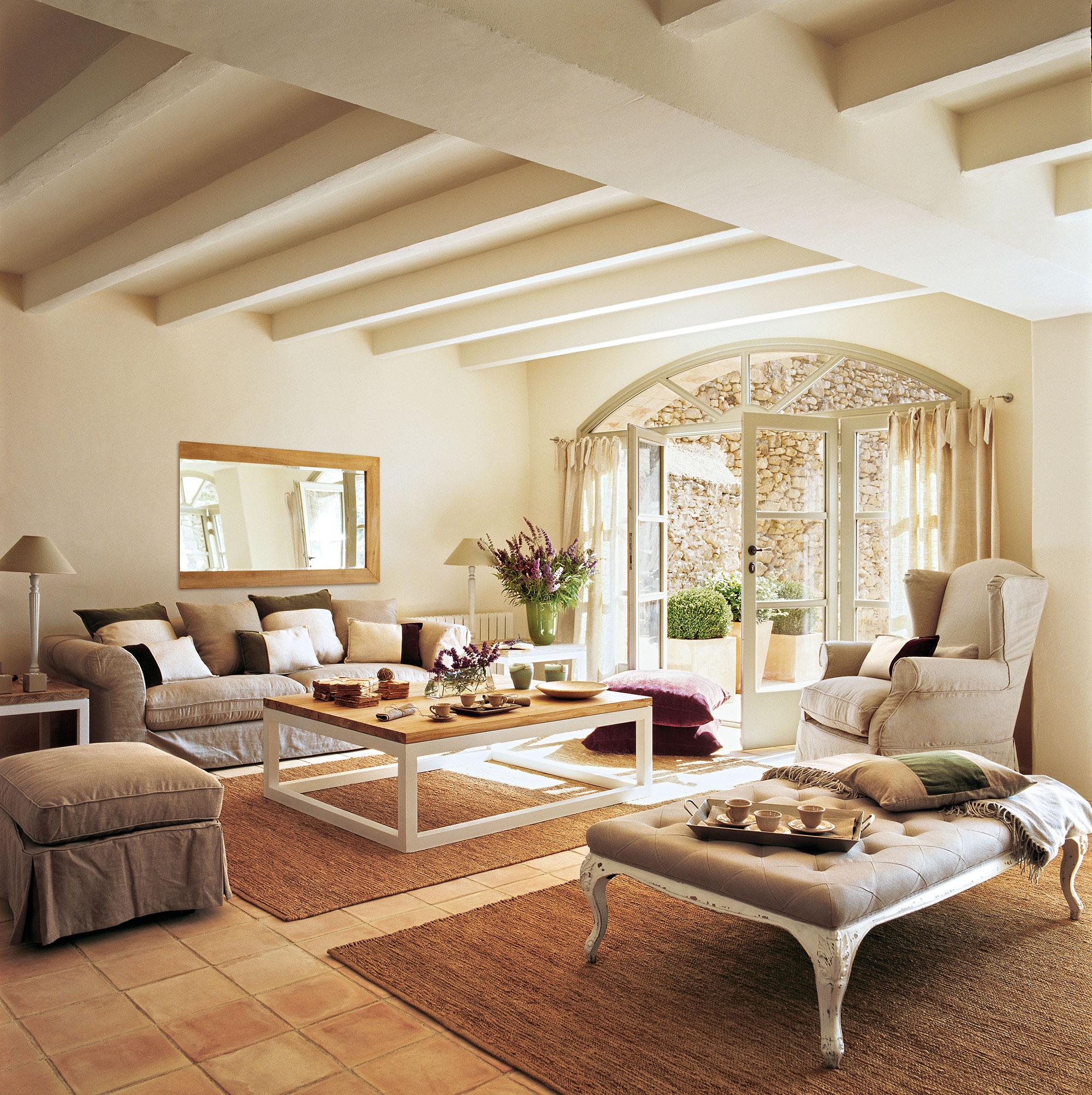 Decoracion para salones de casa perfect claves para for Decoracion para el salon de casa