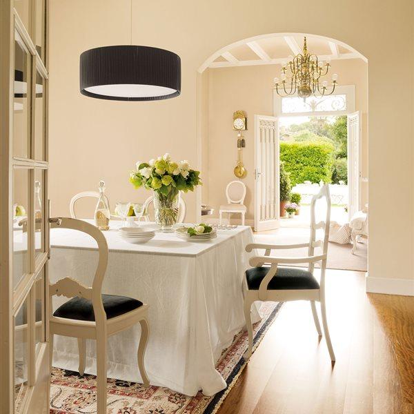 Renovar la decoracaci n sin hacer reformas for Renovar salon clasico