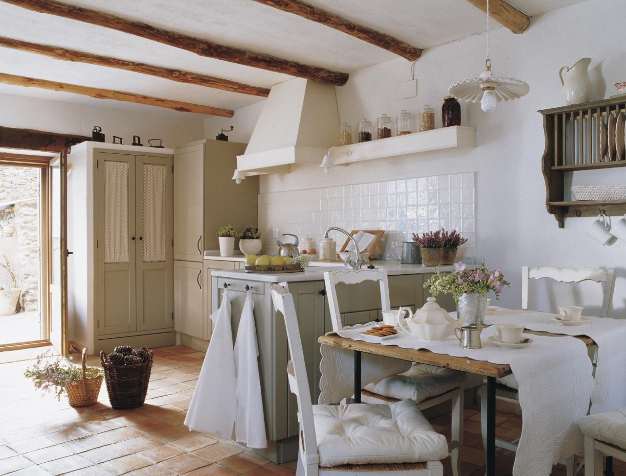 Campanas techo cocina