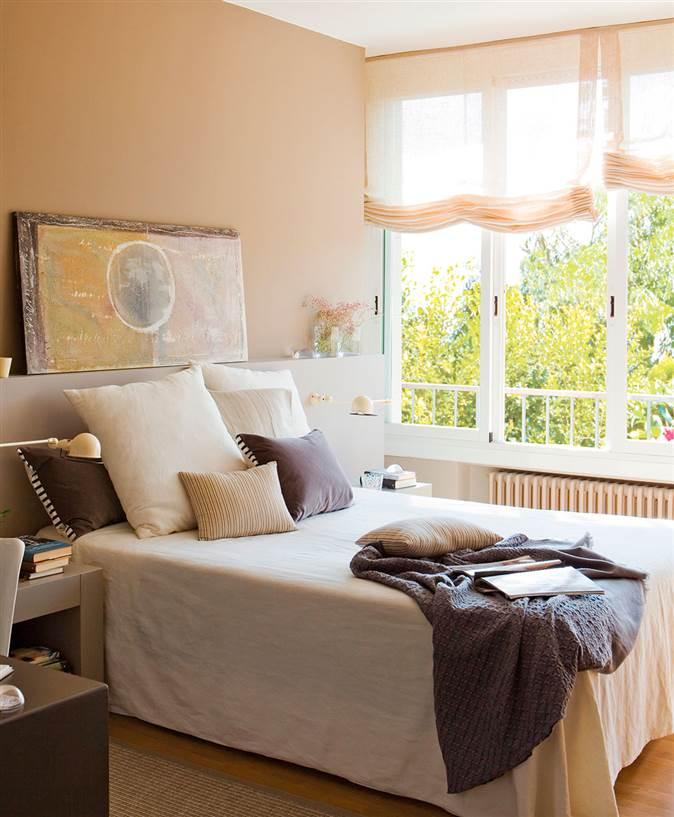 Ideas de cabeceros para dormitorios de todos los estilos for Mesillas de habitacion