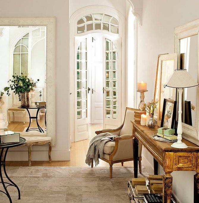 Muebles para recibidor pequeno dise os arquitect nicos - Muebles recibidores pequenos ...
